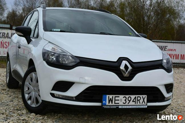 Renault Clio 1.5dCI 75KM, 1 wł, salon PL, FV 23% Łódź - zdjęcie 3