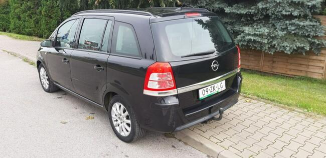 Opel Zafira Piękna Benzynka idealna do gazu 7 Miejsc LIFT Lublin - zdjęcie 3