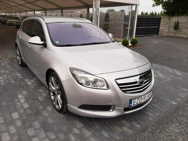 Opel Insignia 2.0 CDTI* 160 KM* AUTOMAT* Zarejestrowana* Zduńska Wola - zdjęcie 7