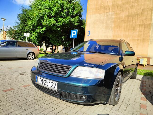 Audi A6 C5 2.4 B+G Tomaszów Lubelski - zdjęcie 1