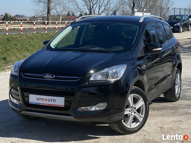 Ford Kuga Świeżo Zarejestrowane,przebieg 70tys km,4X4 skóra,Gwarancja Masłowo - zdjęcie 6