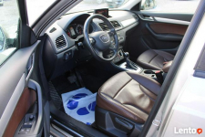 Audi Q3 F-Vat,Gwarancja,Sal.PL,Automat,Skóra,Navigacja Warszawa - zdjęcie 7