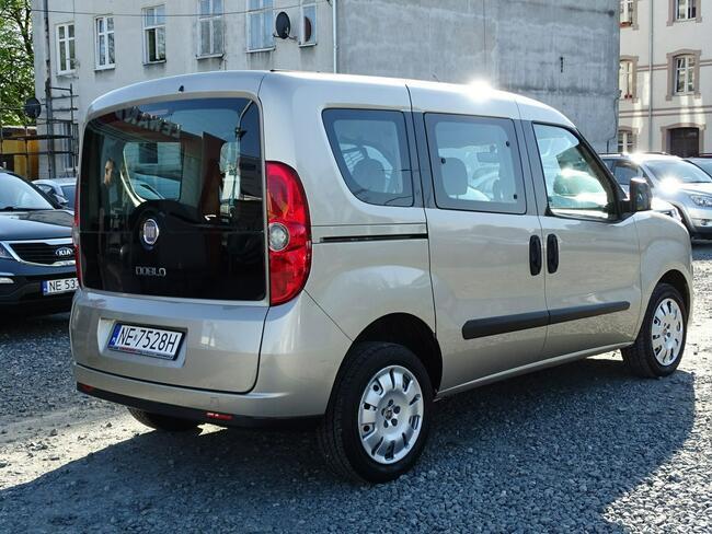 Fiat Doblo Benzyna Zarejestrowany Ubezpieczony Elbląg - zdjęcie 3