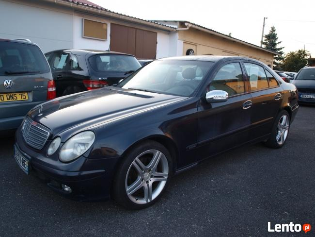 Mercedes W211 E220 CDi SPORT Kalisz - zdjęcie 2