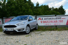 Ford Focus 1.6 benz 105KM 1 wł, salon PL, FV 23% Łódź - zdjęcie 1