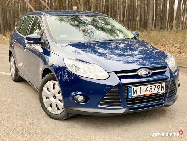 Ford Focus kombi 1,6 tdci Pewniak Wawer - zdjęcie 5