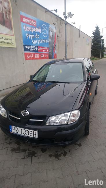 Nissan almera Poznań - zdjęcie 1