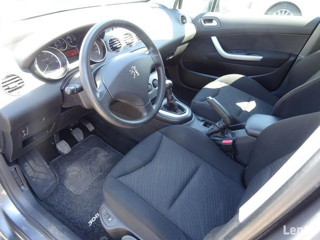 Peugeot 308 SW Kombi w stanie perfekcyjnym Łódź - zdjęcie 8