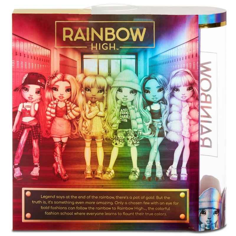 L.O.L Rainbow High Fashion Doll- Ruby Anderson lalka Galiny - zdjęcie 4
