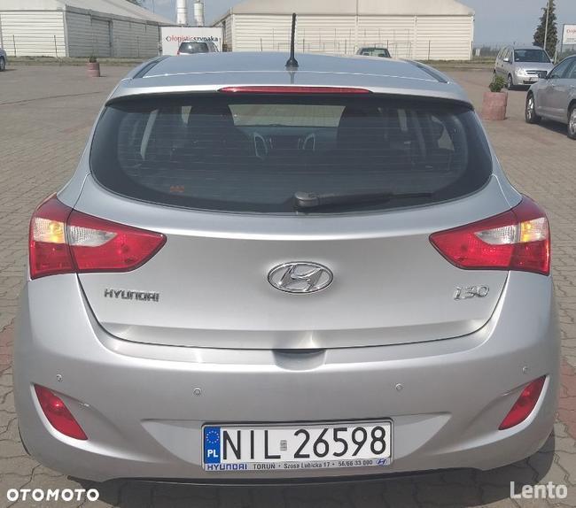 Hyundai I30 1.4 Iława - zdjęcie 9