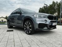 * BMW X6 XDRIVE40D * MSPORT* 313KM * 2018/2019 * 3.0 DIESEL Skórnice - zdjęcie 3