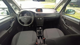 Opel Meriva 1.6 B 105 KM 157 tys. km Klimatyzacja z Niemiec Rzeszów - zdjęcie 4