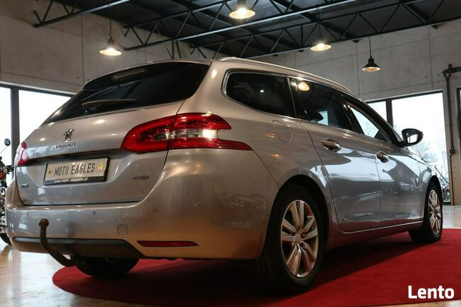Peugeot 308 PANORAMA  ## Kamera |opłacony | PIĘKNY I ZADBANY relingi Stare Miasto - zdjęcie 9