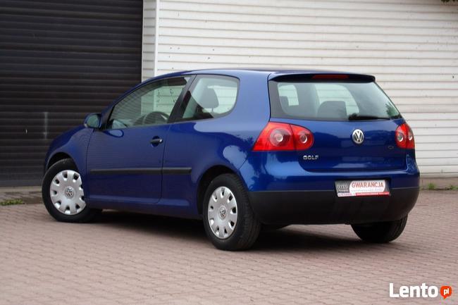 Volkswagen Golf I właściciel / Klima / Gwarancja / 2005 Mikołów - zdjęcie 6