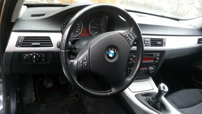 BMW Seria 3 E90 2007r. Sprowadzony z Niemiec Bruśnik - zdjęcie 4