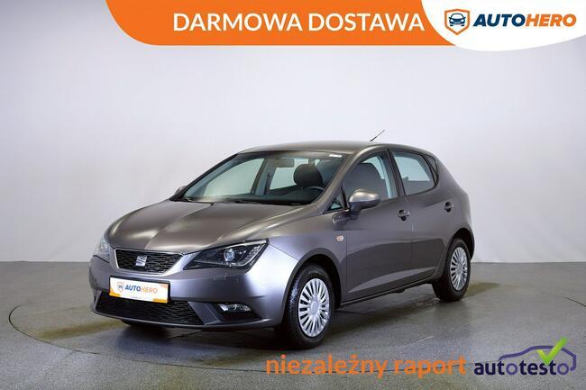 Seat Ibiza DARMOWA DOSTAWA, LED, xenon, klima auto, multifunkcja Warszawa - zdjęcie 1