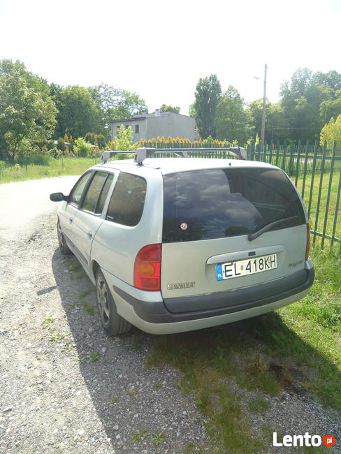 Renault megane tanio! Górna - zdjęcie 1