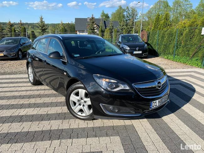 Opel Insignia Benzyna, Navigacja, Zarejestrowany, Gwarancja! Kamienna Góra - zdjęcie 5