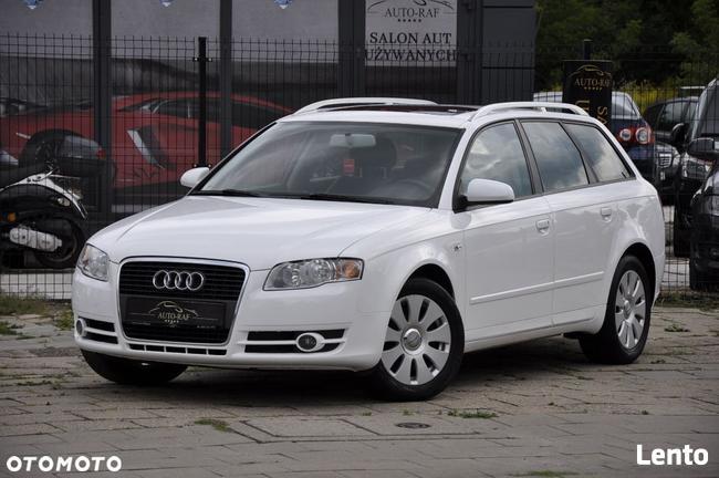 Audi A4 Elbląg - zdjęcie 1