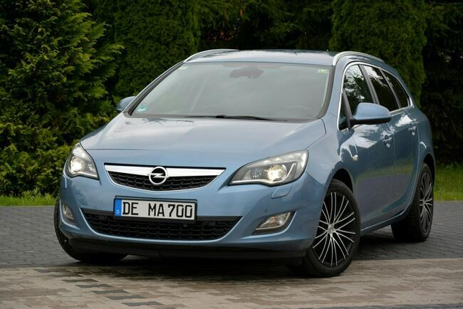 """1.4T(140KM)*Xenon*Navi*Ledy*2xParktronic*Alu 17""""ASO Opel Ostrów Mazowiecka - zdjęcie 1"""