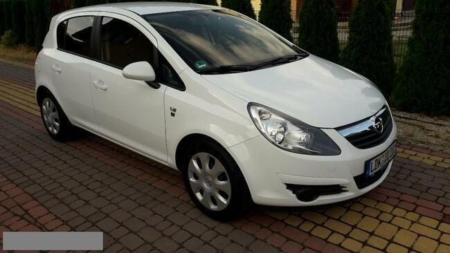 Opel Corsa 1,4 16v klimatyzacja bez wypadkowa z Niemiec opłacona Szczytniki nad Kaczawą - zdjęcie 7
