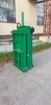 Belownica prasa do foli makulatury kartonu śmieci odpadów papieru Drzewica - zdjęcie 4
