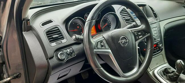 Opel Insignia duza navi zarejestrowana Lębork - zdjęcie 10