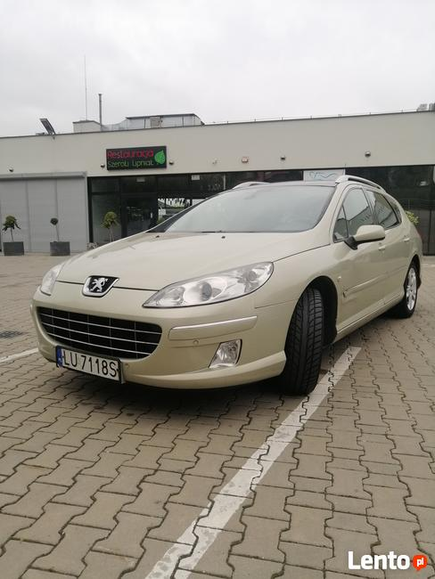 Peugeot 407 SW 2,0 hdi 212 tys/km 140KM automat Lublin - zdjęcie 1