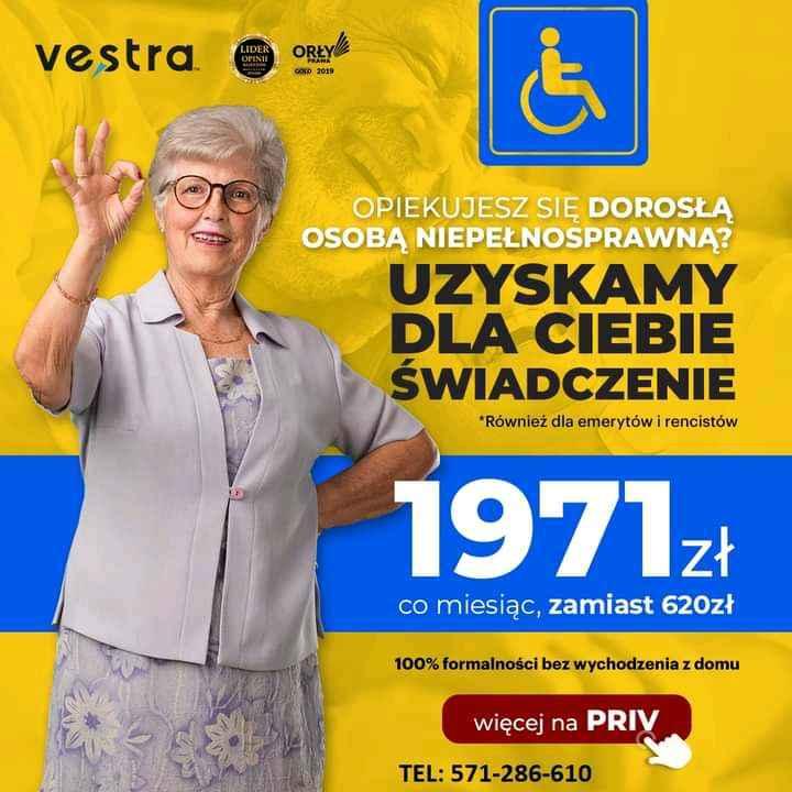 Świadczenia opiekuńcze Olsztyn - zdjęcie 1