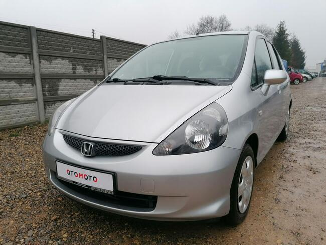 Honda Jazz 1.2LIFT Klima El szyby Stan BDB Bez Rdzy Bezwypadk Oplacony Częstochowa - zdjęcie 2