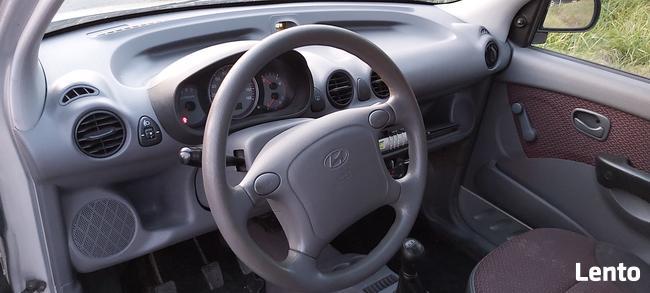 Hyundai Atos 1,1 benzyna 59KM 88100km 2006r zarejestrowany Skarżysko-Kamienna - zdjęcie 7