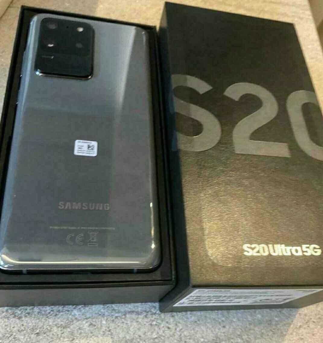 Samsung S20 128GB  dla $500 i  Samsung S20 Ultra 128GB dla $550 Bemowo - zdjęcie 4