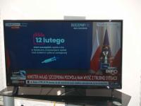 Sprzedam lub zamienię nowy z 2021 roku TV, LG 42 cale z internetem Wałcz - zdjęcie 1