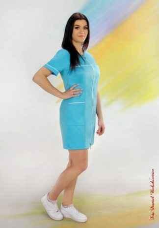 Odzież medyczna, fartuchy medyczne - Fartuszki Danusia Śmiłowo - zdjęcie 2