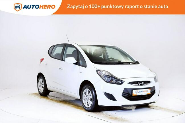 Hyundai ix20 DARMOWA DOSTAWA Klimatyzacja, Hist.serwisowa Warszawa - zdjęcie 9