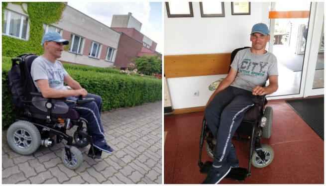 Pomóżmy Krzysztofowi w zakupie wózka Ciechanów - zdjęcie 2