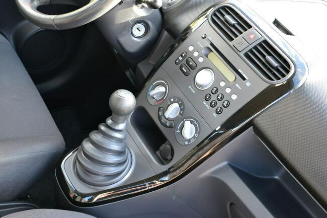 Suzuki Splash 1.0i 68KM Klimatyzacja OPŁACONY Łuków - zdjęcie 10