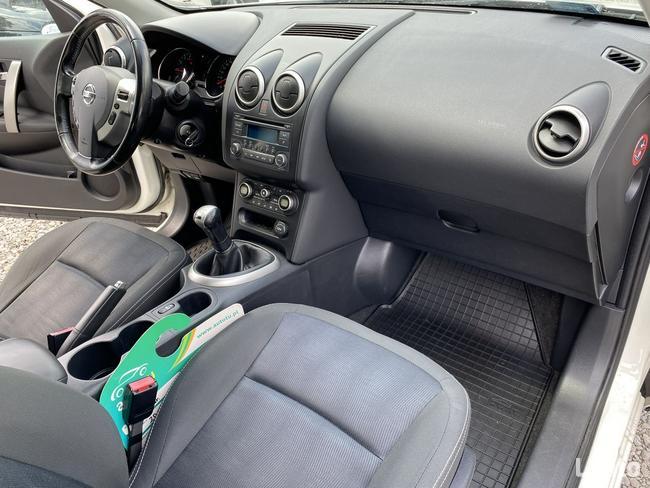 Nissan Qashqai 1,6  116KM   CLIMATRONIC  benzyna Łodygowice - zdjęcie 8