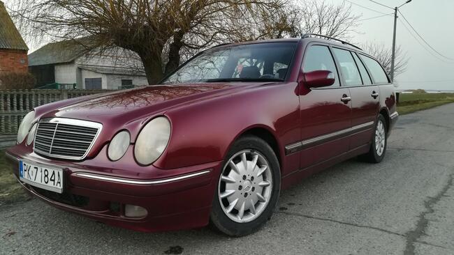 Mercedes-Benz Klasa E 1 Właściciel w Polsce, Zadbany, 3.2 CDI Kalisz - zdjęcie 3