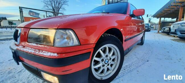 BMW e36*Org,Lakier*Individual*Czarny sufit*BEZ KOROZJI*** Kobyłka - zdjęcie 8