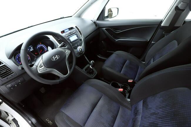 Hyundai ix20 DARMOWA DOSTAWA Klima, Multifunkcja, 1 wł. serwis. Warszawa - zdjęcie 12
