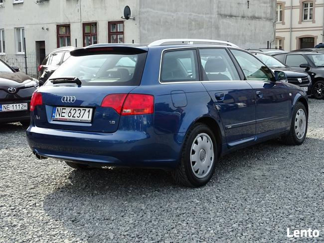 Audi A4 Benzyna Zarejestrowany Ubezpieczony Elbląg - zdjęcie 3
