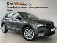 Volkswagen Tiguan 2.0 TDI 190 KM DSG 4 Motion Highline Salon Polska Gdańsk - zdjęcie 1