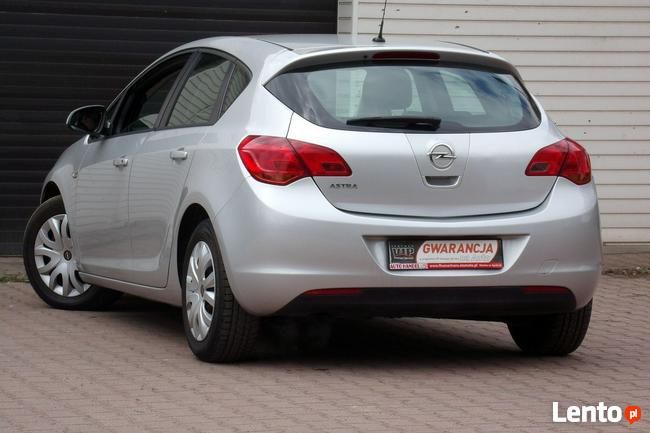Opel Astra Raty Bez Bik / Gwarancja / 1,6 / 115KM / 2010r Mikołów - zdjęcie 6