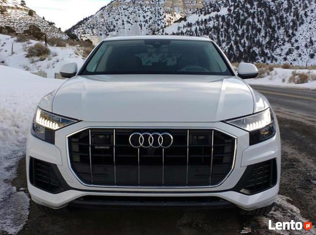 Audi Q8 50TDI QUATTRO Wawer - zdjęcie 2