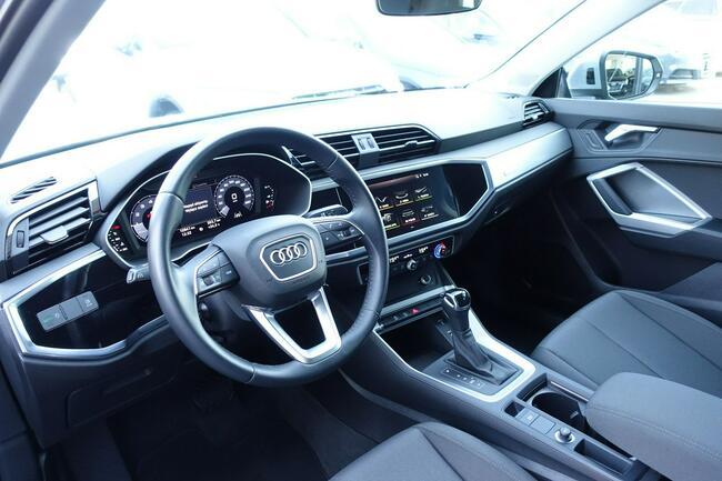 Audi Q3 150KM, Aktywny Tempomat, LED, Virtual, Smartphone Intrerface Gdynia - zdjęcie 10
