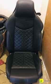 Fotele kanapy Audi TT RS TTS 8S Bałuty - zdjęcie 7