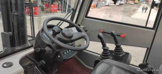 Wózek  widłowy HNF 120 Stara Bukówka - zdjęcie 7