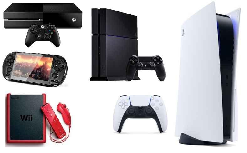 Skup KONSOL PS5 PS4 PS3 PS2 PSX Wii Xbox ONE konsoli do gier Katowice - zdjęcie 1