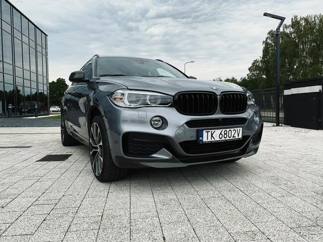 * BMW X6 XDRIVE40D * MSPORT* 313KM * 2018/2019 * 3.0 DIESEL Skórnice - zdjęcie 5